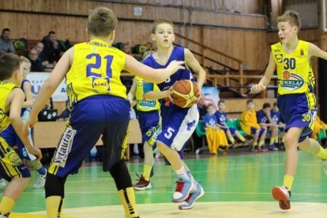 Žemaitijos moksleivių krepšinio lyga įgauna pagreitį