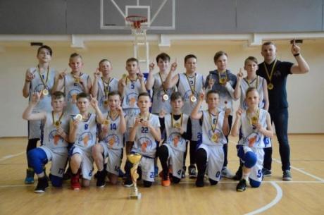 ŽMKL U11, 2009 METŲ ČEMPIONAI – KLAIPĖDOS KM-I
